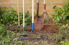 Lawn Tools Stock Images