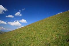 Lawn - Val Gardena Stock Image