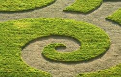 Lawn at versailles Royalty Free Stock Photos