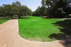 lawnbana royaltyfri foto