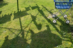 lawndry dag Royaltyfria Foton