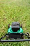 lawngräsklippningsmaskin Royaltyfri Bild
