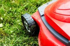 lawnmower zdjęcia stock