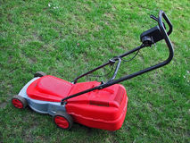 lawnmower Obrazy Royalty Free