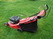 Lawnmower Imagens de Stock Royalty Free