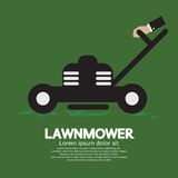 lawnmower Imagem de Stock