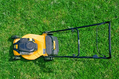 Lawnmower Royalty Free Stock Image