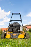 Lawnmower Stock Photo