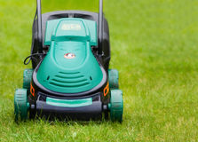 Lawnmower imagem de stock royalty free