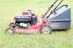lawnmower Obrazy Royalty Free