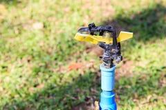 LawnSprinkler Royaltyfria Foton