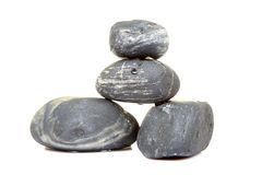 lawowe stopione skały zdjęcie stock