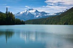 Lawowy jezioro Obrazy Stock