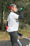 Lawrence Dallaglio Cycle Slam Stock Image