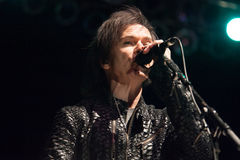 Lawrence Gowan Royalty Free Stock Photography