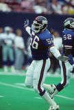 Lawrence Taylor. New York Giants LB Lawrence Taylor. (Image taken from color slide Royalty Free Stock Image