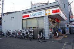Lawson Convenience lager Royaltyfria Foton