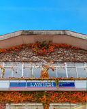 Lawson Store. NIKKO, JAPAN - NOVEMBER 17, 2015: Lawson is a chain store originated in the U.S. state of Ohio. Today it exists as a Japanese company and it's the Royalty Free Stock Photos