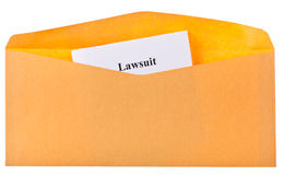 Lawsuit Stock Images