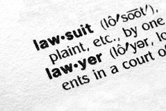 Lawyer Royalty Free Stock Images