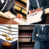 Lawyer Royalty Free Stock Photos