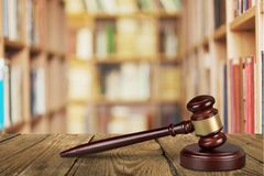 Lawyer. Law Business Office Book Justice Gavel royalty free stock images