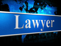 Lawyer Law Shows Crime Judicial And Judiciary Stock Images