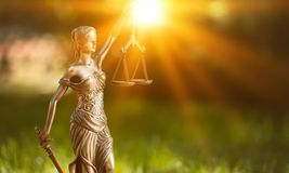 Lawyer. Legal law justice attorney office concept stock photo
