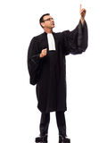 Lawyer man portrait Royalty Free Stock Photography