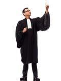 Lawyer man portrait Royalty Free Stock Photography