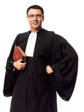 Lawyer man portrait Stock Photo