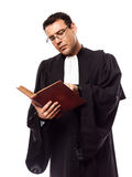 Lawyer man portrait Royalty Free Stock Photos