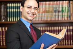 Lawyer portrait Stock Photos