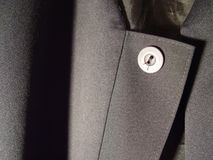 Lawyer's robe. Official court dress Stock Photography