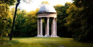 Laxemburg, templo de Concordia Fotos de archivo libres de regalías