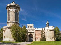 Laxenburg castle in Vienna Stock Photography