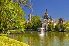 Laxenburg castle, Vienna Royalty Free Stock Photography