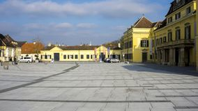 Laxenburg City near Vienna Stock Photos