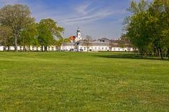 Laxenburg park, Vienna Royalty Free Stock Image