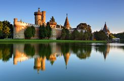 Laxenburg Water Castle Stock Images