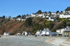 Laxey, ilha do homem imagem de stock royalty free