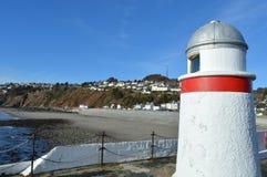 Laxey, Isola di Man fotografia stock