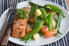 laxgrönsaker Fotografering för Bildbyråer