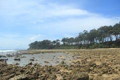 Laxmanpur Beach-1. Royalty Free Stock Photos