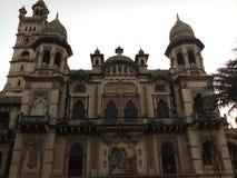 Laxmi Vilas pałac zdjęcia stock
