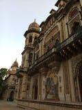 Laxmi Vilas Palace lizenzfreies stockbild