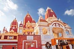 Laxminarayan Temple in Delhi Royalty Free Stock Photo