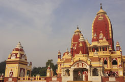 Laxminarayan temple, New Delhi Royalty Free Stock Images