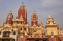 Laxminarayan temple, New Delhi Stock Photography