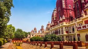 Laxminarayan Temple, New Delhi, India Royalty Free Stock Images